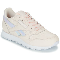 Topánky Dievčatá Nízke tenisky Reebok Classic CLASSIC LEATHER Ružová