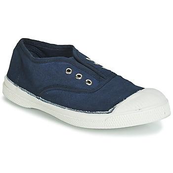 Topánky Dievčatá Nízke tenisky Bensimon TENNIS ELLY Námornícka modrá