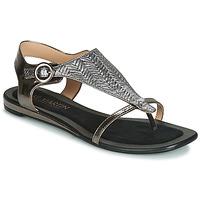 Topánky Ženy Sandále JB Martin ARMOR Čierna / Strieborná