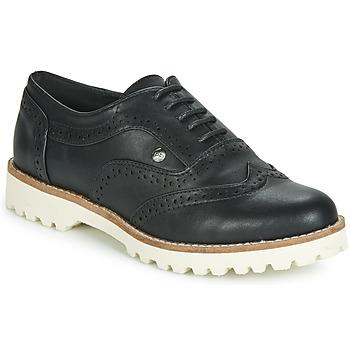 Topánky Ženy Derbie LPB Shoes GISELE Čierna