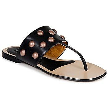 Topánky Ženy Žabky Keyté DELLIA Čierna