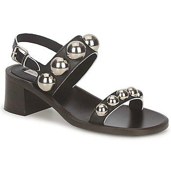 Topánky Ženy Sandále Marc Jacobs MJ18184 Čierna
