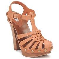 Topánky Ženy Sandále Marc Jacobs MJ18051 Béžová