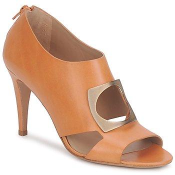 Topánky Ženy Nízke čižmy Kallisté FLORA Ťavia hnedá