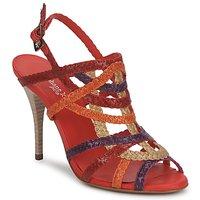 Topánky Ženy Sandále Stéphane Kelian OPERA Bronzová-viacfarebná