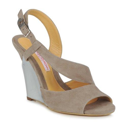 Topánky Ženy Sandále Charles Jourdan PALOMA Mink