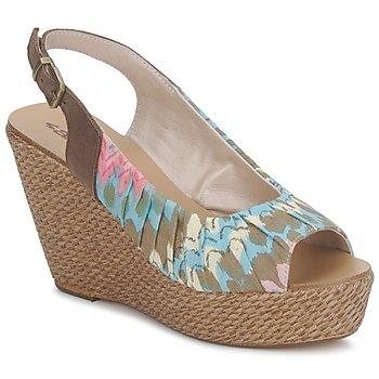 Topánky Ženy Sandále Sans Interdit RICO Viacfarebná