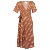 Oblečenie Ženy Dlhé šaty Betty London KEYLA Hnedá
