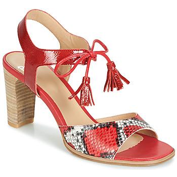 Topánky Ženy Sandále Perlato RUBY Červená