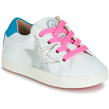 Topánky Dievčatá Nízke tenisky Acebo's STARWAY Biela