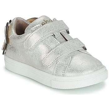 Topánky Dievčatá Nízke tenisky Acebo's BAMBU Béžová