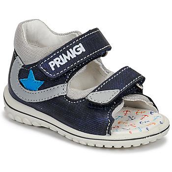 Topánky Chlapci Sandále Primigi 3377611 Modrá