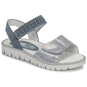 Topánky Dievčatá Sandále Primigi 3391011 Modrá