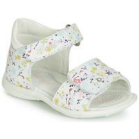 Topánky Dievčatá Sandále Primigi 3407033 Biela