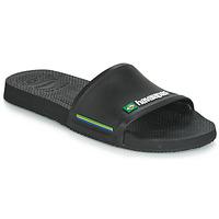 Topánky Muži športové šľapky Havaianas SLIDE BRASIL Čierna