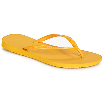 Topánky Ženy Žabky Havaianas SLIM Žltá