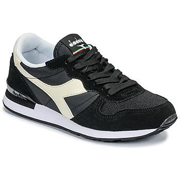 Topánky Nízke tenisky Diadora CAMARO Čierna / Biela