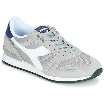 Topánky Muži Nízke tenisky Diadora TITAN II Šedá / Modrá