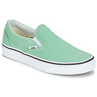 Topánky Ženy Slip-on Vans CLASSIC SLIP-ON Zelená