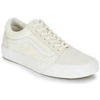 Topánky Ženy Nízke tenisky Vans OLD SKOOL Béžová