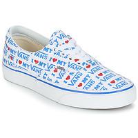 Topánky Ženy Nízke tenisky Vans ERA Biela / Modrá