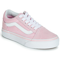 Topánky Dievčatá Nízke tenisky Vans OLD SKOOL Ružová