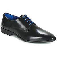 Topánky Muži Derbie Azzaro VALMI Čierna