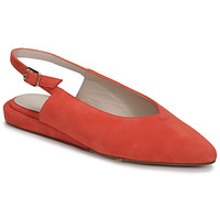 Topánky Ženy Balerínky a babies Fericelli IKIRUA Červená