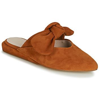 Topánky Ženy Šľapky Fericelli JILONIE Ťavia hnedá