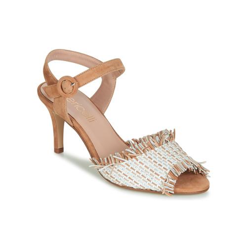 Topánky Ženy Sandále Fericelli JAJILOU Béžová