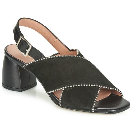 Topánky Ženy Sandále Fericelli JARIANI Čierna