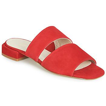 Topánky Ženy Šľapky Fericelli JANETTE Červená