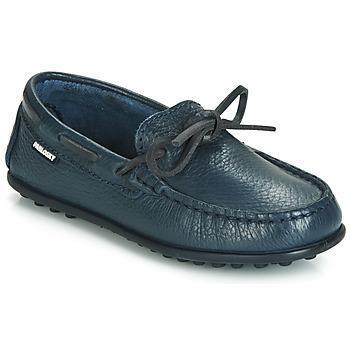 Topánky Chlapci Mokasíny Pablosky 125125 Modrá