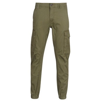 Oblečenie Muži Nohavice Cargo Jack & Jones JJIPAUL Kaki