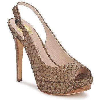 Topánky Ženy Sandále House of Harlow 1960 NADYA Hnedá