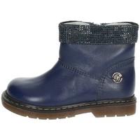 Topánky Deti Polokozačky Blumarine C1204 Blue