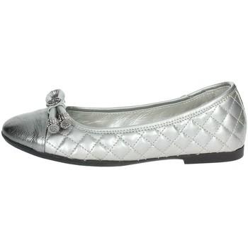 Topánky Deti Balerínky a babies Blumarine D2059 Silver