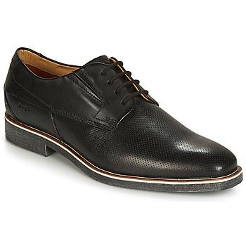 Topánky Muži Derbie Bugatti TOUZEN Čierna