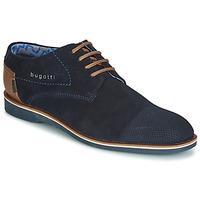 Topánky Muži Derbie Bugatti TOUZETTE Modrá