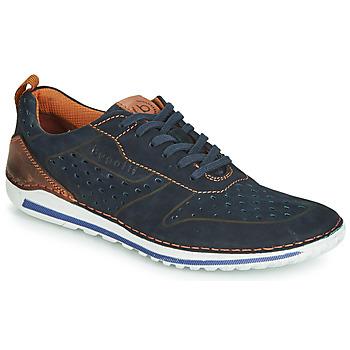 Topánky Muži Nízke tenisky Bugatti TIPPO Modrá