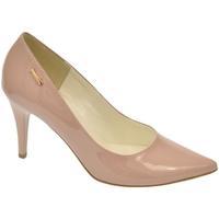 Topánky Ženy Lodičky John-C Dámske ružové lakované lodičky NOELYN ružová