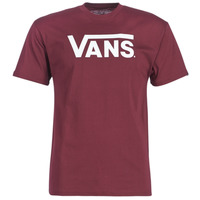 Oblečenie Muži Tričká s krátkym rukávom Vans VANS CLASSIC Bordová