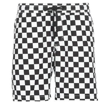 Oblečenie Muži Šortky a bermudy Vans RANGE SHORT 18 Čierna / Biela