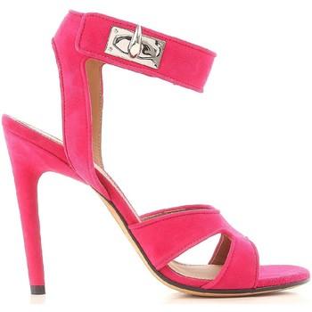 Topánky Ženy Sandále Givenchy BE300FE005 675 Fucsia