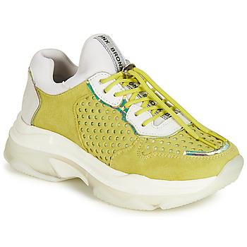 Topánky Ženy Nízke tenisky Bronx BAISLEY Žltá