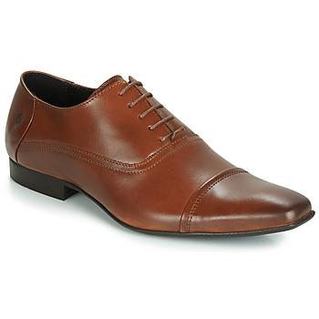 Topánky Muži Richelieu Carlington ETIPIQ Koňaková