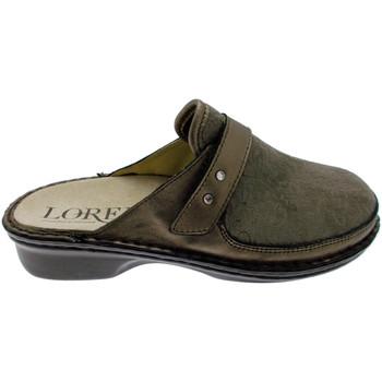 Topánky Ženy Nazuvky Calzaturificio Loren LOM2741ta tortora