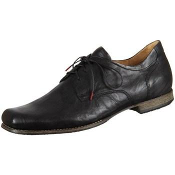 Topánky Muži Derbie Think 88869000 Čierna