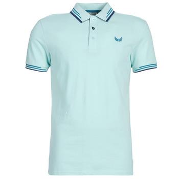 Oblečenie Muži Polokošele s krátkym rukávom Kaporal NAYOC Modrá