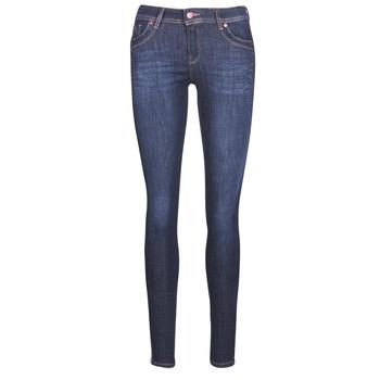 Oblečenie Ženy Džínsy Slim Kaporal SATIN Modrá / Medium